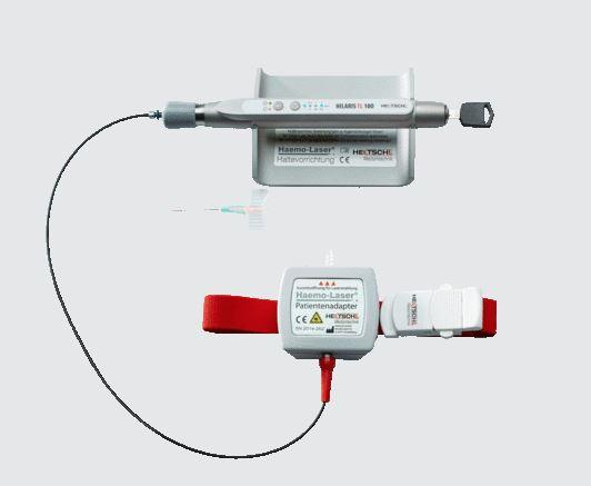 Illustration: Haemo-Laser Therapie TEIL 2: 4 Fakten über Diabetes Mellitus & Haemo-Laser